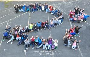 COP21 : Objectif : 2°C MAX ! le collège se mobilise.