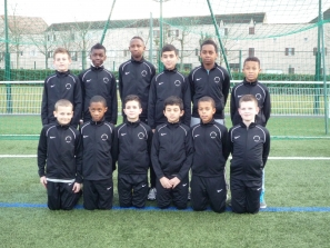 Classe foot 6ème Henri Wallon